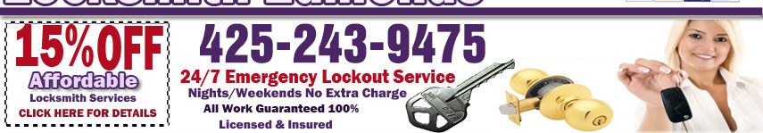 Professional Locksmith Edmonds Wa